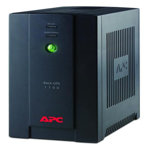 Back-UPS 1100VA with AVR, IEC, 230V