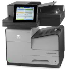 HP Officejet Enterprise Color X555xh Series [A4 Size]